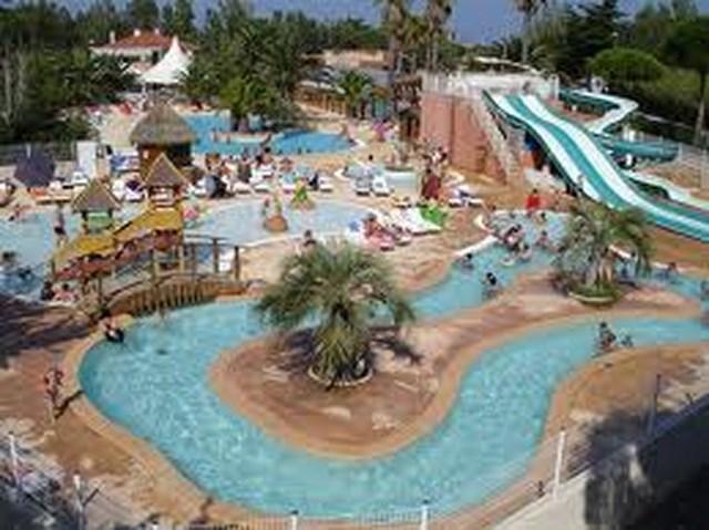 Circulaire ete Camping port leucate avec piscine