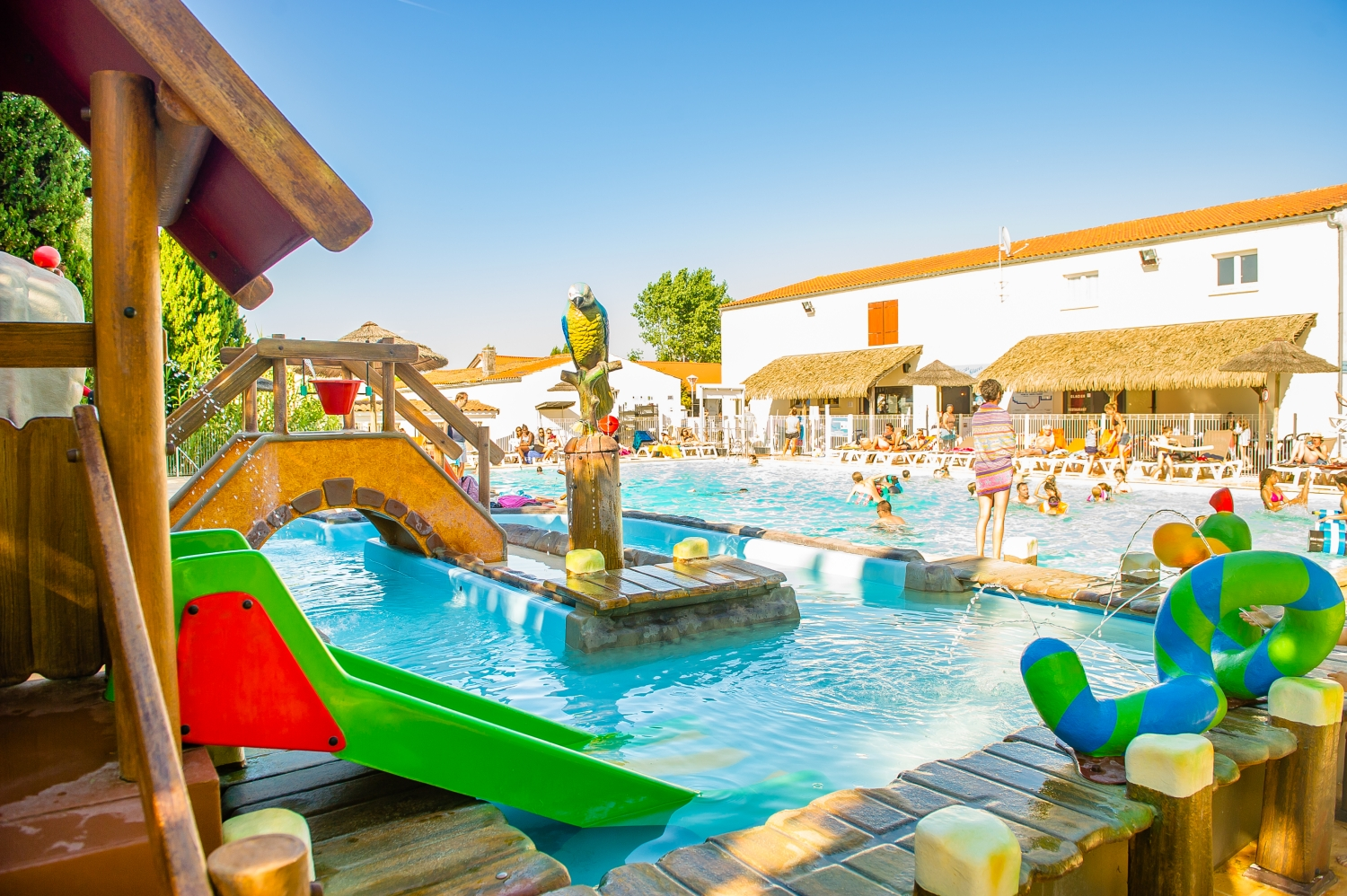 Circulaire ete for Camping hardelot plage avec piscine